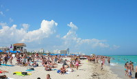 South Beach Miami Florida