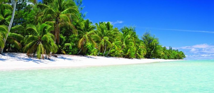 Aitutaki-Beach Cook Islands2