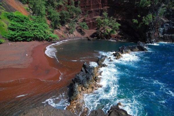 Kaihalulu Beach Maui