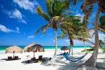 Mexico, Caribbean beach, Tulum