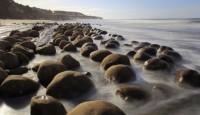 Bowling Ball Beach, California