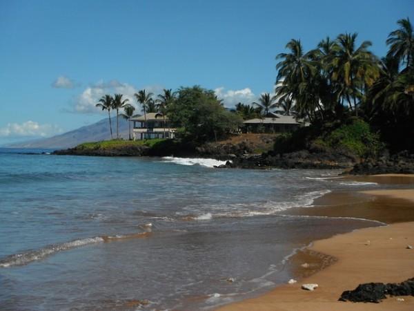 Maui beach