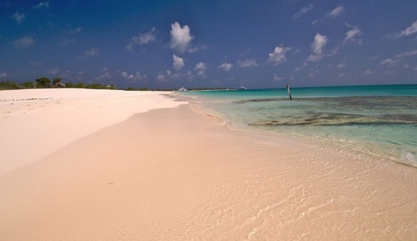 Pink Beach Barbuda