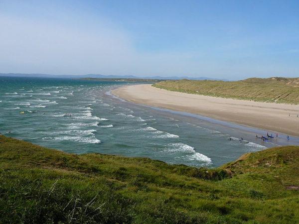 Bundoran beach