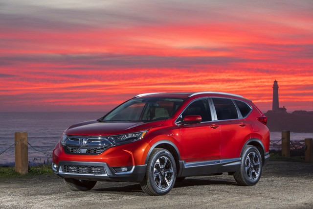 2017-18 Honda Odyssey