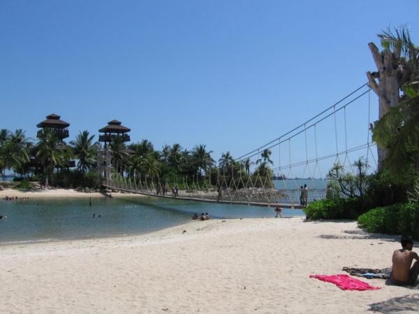 Palawan Beach Sentosa