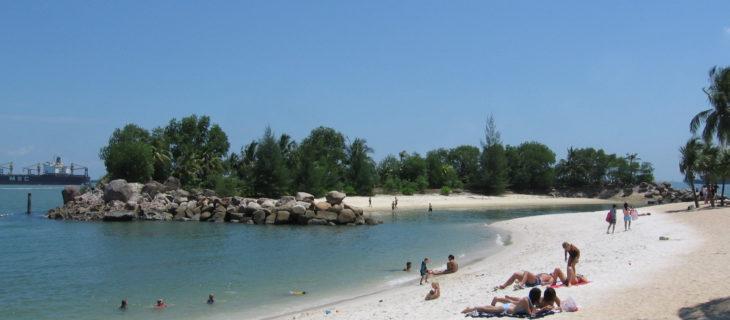 Siloso Beach Sentosa