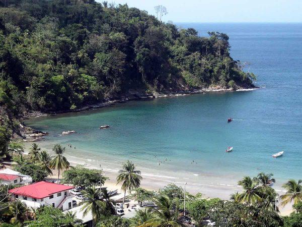 Maracas Bay, Trinidad Tobago