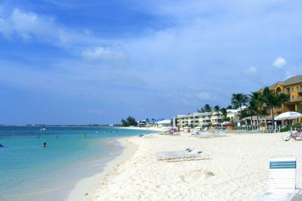 Seven Mile Beach, Cayman Islands