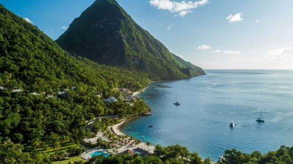 Sugar Beach, St.Lucia